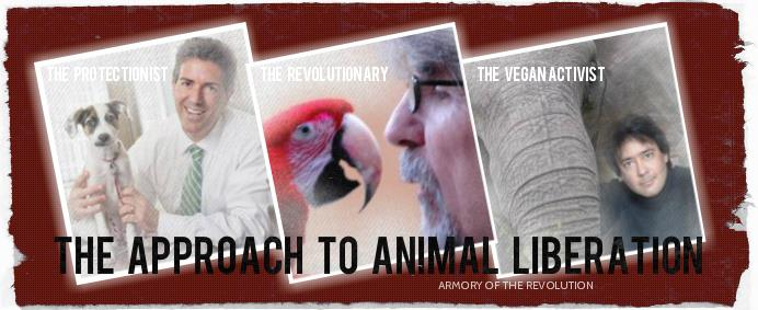 approach to animal liberation